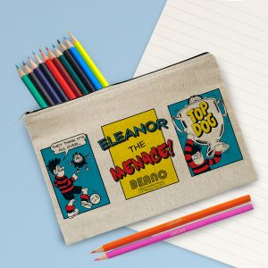 Beano Personalised Pencil Case - Top Dog