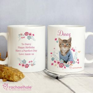 Cute Kitten Personalised Mug