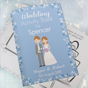 Wedding Activity Book