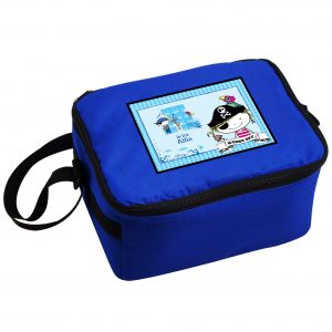 Personalised Pirate Lunch Box