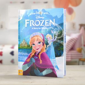 Disney Personalised Frozen Adventure Book