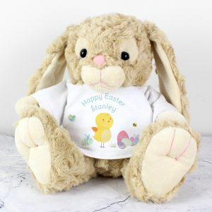 Personalised Easter Bunny Rabbit Toy