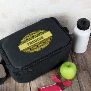 Army Khaki Lunch Bag