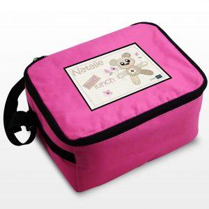 Tweed the Bear Lunch Box