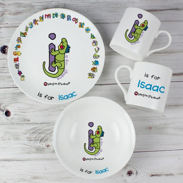 Children's Personalised Breakfast Set