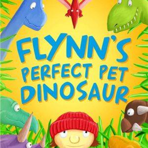 Personalised Dinoasur Book