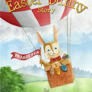 Easter Bunny Personalised Book