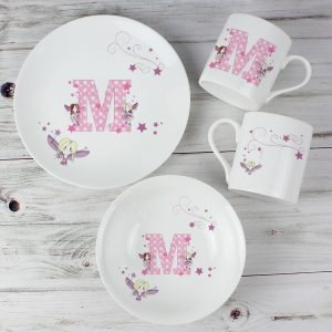 Fairy Personalised Breakfast Set