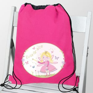 Fairy Personalised Kit Bag