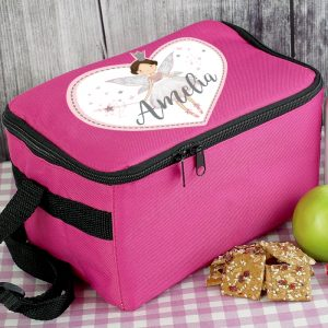 Fairy Princess Personalised Lunch Box