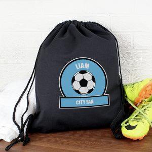 Football Personalised Kit Bag