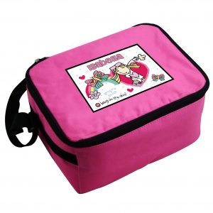 Groovy Chick Personalised Lunch Bag