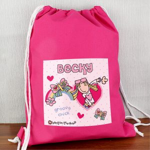 Groovy Chick Personalised Kit Bag