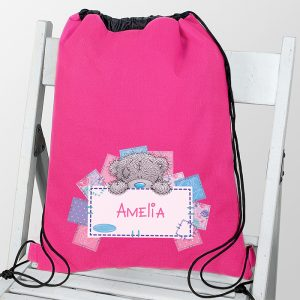 Me To You Bear Personalised Kit Bag