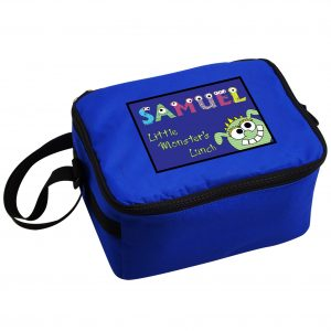 Little Monster Personalised Lunch Bag