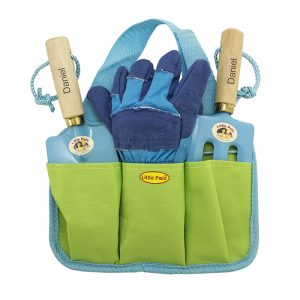 Boys Personalised Gardening Set