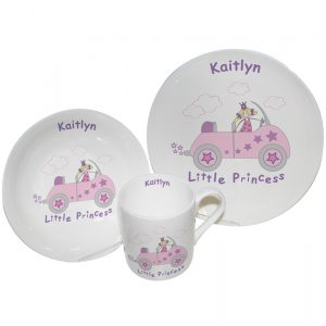 Little Princess Breakfast Set