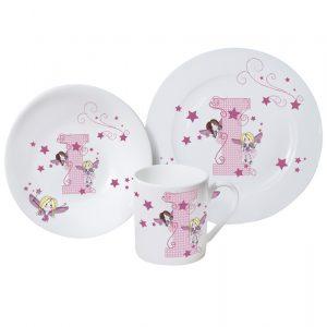 Fairy Personalised Breakfast Set