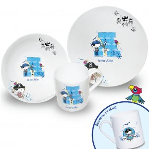 Pirate Breakfast Set