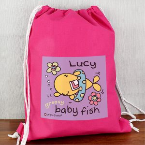 Baby Fish Personalised Swim Bag