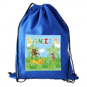 Animal Alphabet Kit Bag
