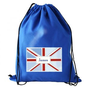 Union Jack Swim Bag