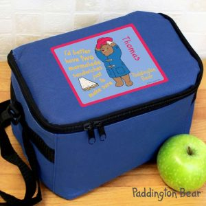 Paddington Bear Lunch Box