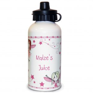 Fairy Personalised Water Bottle