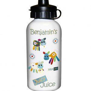 Personalised Farmyard Water Bottle