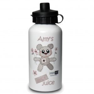 Personalised Bear Water Bottle