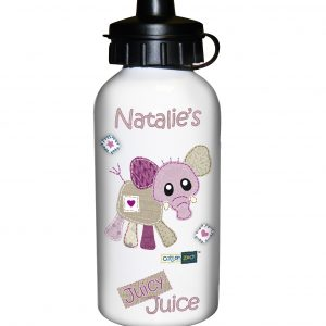 Personalised Elephant Water Bottle