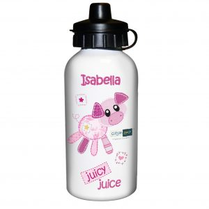 Personalised Piglet water Bottle
