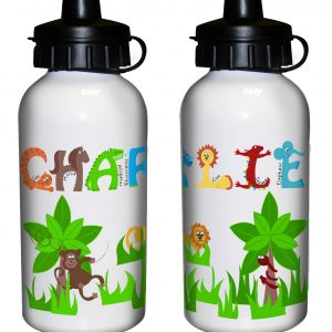 Animal Alphabet Water Bottle
