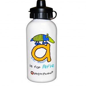 Animal Alphabet Water Bottle