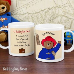 Paddington Bear Plastic Mug