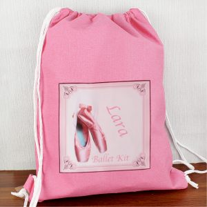Personalised Ballet Kit Bag