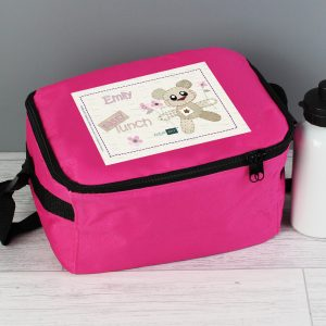 Personalised Bear Lunch Bag