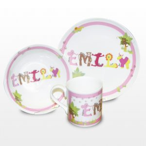 Personalised Breakfast Sets
