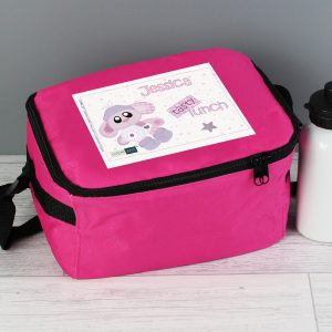 Personalised Bunny Lunch Bag