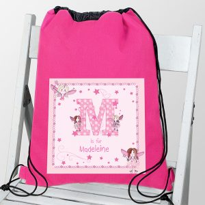 Personalised Fairy Kit Bag