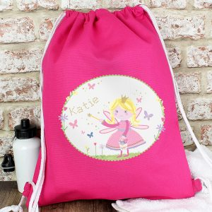 Personalised Garden Fairy Kit Bag