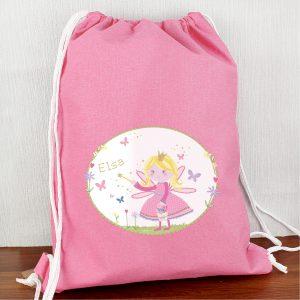 Personalised Garden Fairy Kit Bag