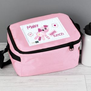 Personalised Piglet Lunch Bag