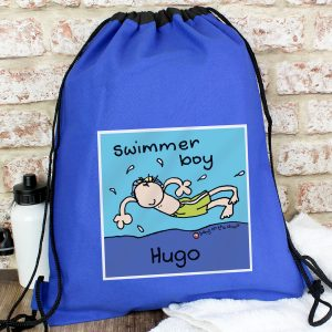 Personalised Swim Kit Bag