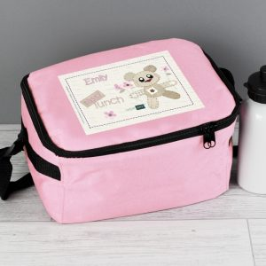 Personalised Teddy Bear Lunch Bag
