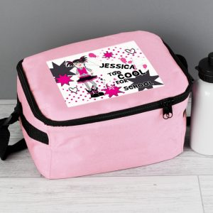 Personalised Too Cool Lunch Bag
