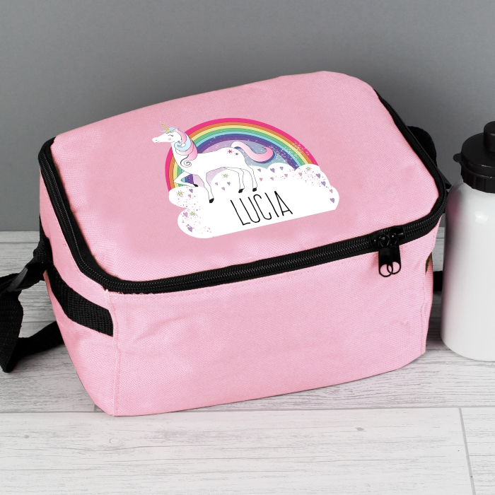 Unicorn Personalised Lunch Box Personalised Kids Gifts