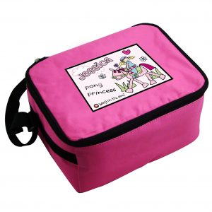 Pony Personalised Lunch Bag