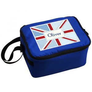 Union Jack Lunch Box
