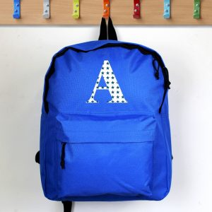 monogram school bag